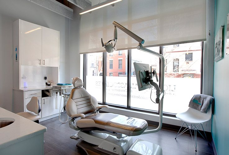 Dental treatment area